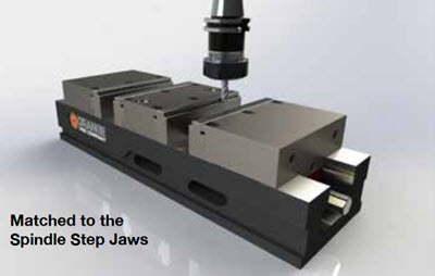 carvesmart permajaws machined-to-spindle