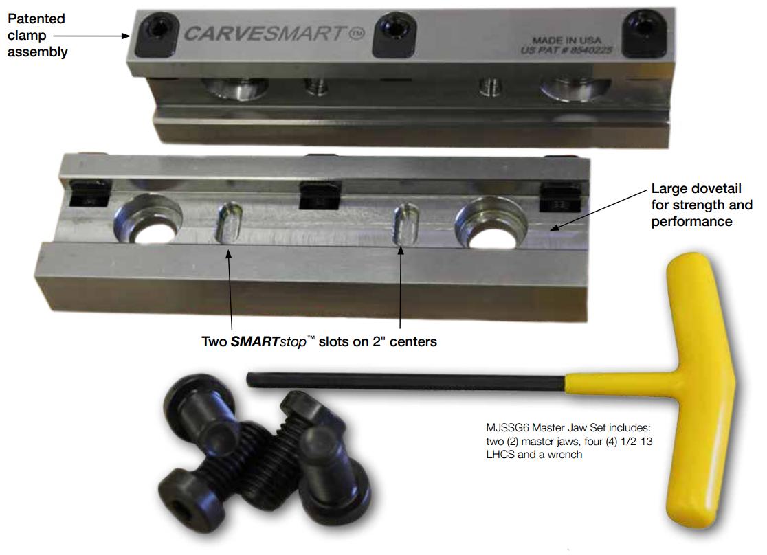 CARVESMART 6 inch