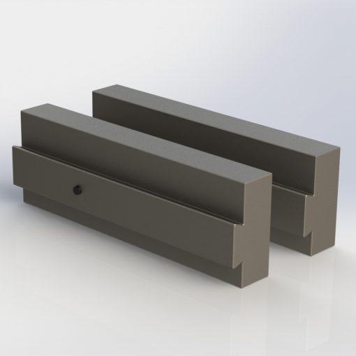 machinable carvesmart steel jaw 6-inch-smartstop-31106