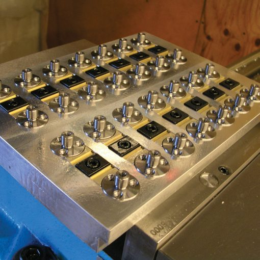 Machinable-Uniforce-Clamp-ID Xpansion Clamp