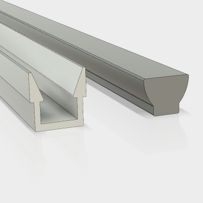 Mitee-Bite-Long-Length-Uniforce-Clamp and Wedge