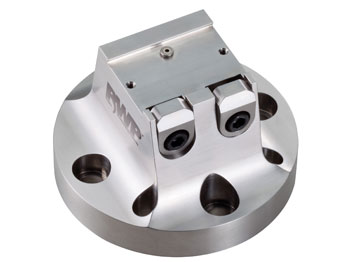 """Stainless Steel 1.5""""Dovetail Fixture   3.8"""" Dia. BC"""