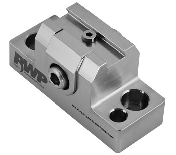 "Stainless Steel 0.375"" Dovetail Fixture"