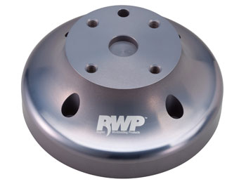 "Aluminum RiserMori NMV50008.980"" Diameter, 3.500"" Height"