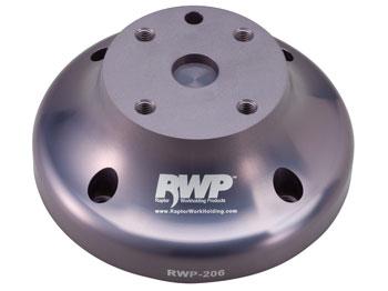 "Aluminum RiserMori NMV3000 (Inch Pallet)8.980"" Diameter, 3.500"" Height"