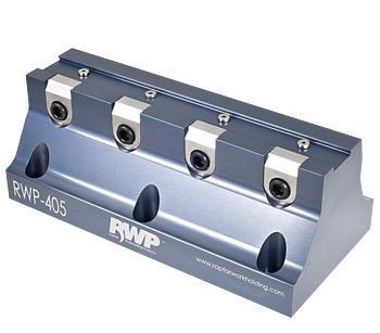"""Aluminum 0.75"""" 8"""" Rail Dovetail Fixture"""