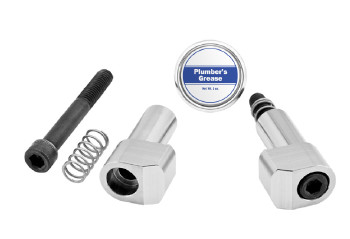 CL-303SQ Clamp Kit Clamp Replacements